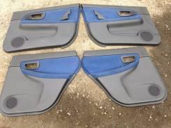 Обшивка салона. Subaru Impreza WRX STI Subaru Impreza, GD, GDB, GDA