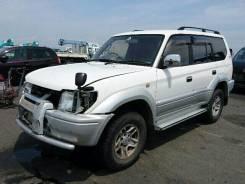 Toyota Land Cruiser Prado. RZJ95 KZN95 VZN95, 3RZ