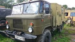 ГАЗ 66. Газ 66, 4 254куб. см., 2 000кг., 4x4