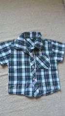 Рубашки. Рост: 68-74, 74-80, 80-86 см