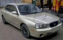 Hyundai Elantra. XD, G4GC