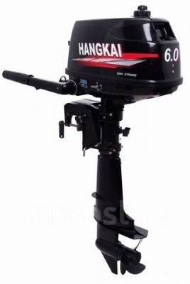 Hangkai. 6,00л.с., 2-тактный, бензиновый, нога S (381 мм), 2016 год год