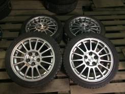 OZ Racing. 7.5x17, 5x114.30, ET38, ЦО 73,0 мм.