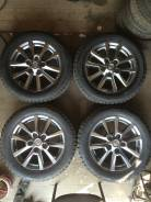 285/50R20 новая Япония на литье тёмный графит Тойотa Land Cruiser 200. 8.5x20 5x150.00 ET60