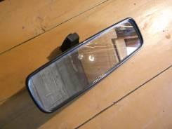 Зеркало заднего вида салонное. Renault Logan