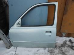 Дверь левая передняя Nissan March K-11