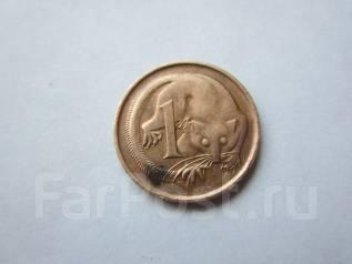 Австралия 1 цент 1983 года.