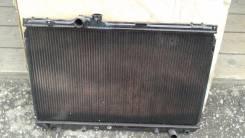 Радиатор охлаждения двигателя. Toyota Crown, GS151 Двигатель 1GFE