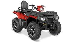 Polaris Sportsman Touring 850. исправен, есть птс, без пробега