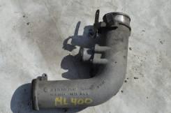 Патрубок турбины. Mercedes-Benz ML-Class, W163 Двигатель OM628