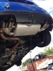 Выхлопная система. Subaru Impreza WRX STI, GRF, GRB