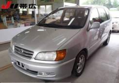 Накладка на порог. Toyota Ipsum