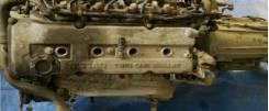 Двигатель в сборе. Nissan Largo Двигатель KA24DE