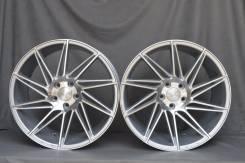 Оригинальные диски veemann V-FS26 5x112R19 silver. 8.5/9.5x19, 5x112.00, ET42/40, ЦО 66,6мм.