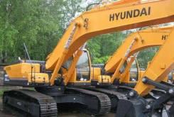 Hyundai. Экскаватор гусеничный R330LC-9S, 6 700 куб. см., 1,44куб. м.
