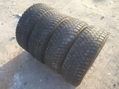 Michelin X-Ice North. Зимние, шипованные, 2012 год, износ: 5%, 4 шт