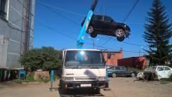 Hino Ranger. Продам грузовик с манипулятором Хино рейнджер, 8 000 куб. см., 5 000 кг.