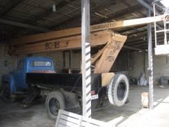 Спецстроймаш. Автовышка телескопическая пмс-318, 2 700куб. см., 18,00м.