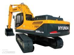 Hyundai. Экскаватор гусеничный R300LC-9S, Новый, 2017г., 1,50куб. м.