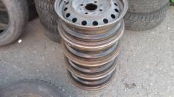 Nissan. 5.5x14, 4x114.30, ЦО 66,1мм.