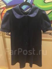 Платья школьные. Рост: 116-122 см