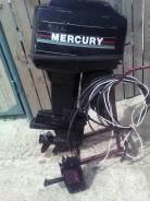 Mercury. 50,00л.с., 2х тактный, бензин, нога L (508 мм), Год: 1997 год