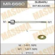 Тяга рулевая. Subaru Legacy, BGB, BFB, BCL, BG5, BD3, BF5, BG3, BF3, BH5, BC5, BG9, BE5, BG7, BC3, BF7, BH9, BD5, BD9, BGA, BHC, BFA, BCA, BGC, BHE, B...