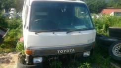 Кабина. Toyota Hiace