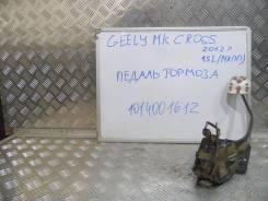 Педаль тормоза. Geely MK Cross Двигатель 5AFE