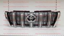 Решетка радиатора. Toyota Land Cruiser Prado, GDJ150L, GRJ151, GDJ150W, GRJ150, GDJ151W, GRJ150L, TRJ150, KDJ150L, GRJ150W, GRJ151W, TRJ150W