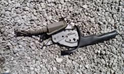 Ручка ручника. Nissan Sunny, FB14 Двигатель GA15DE