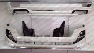 Обвес кузова аэродинамический. Toyota Land Cruiser Prado, GRJ150, GDJ150L, GRJ151, TRJ12, TRJ125W, GRJ150L, TRJ125, TRJ150W, GDJ150W, TRJ120W, KDJ150L...