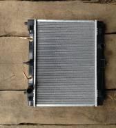 Радиатор охлаждения двигателя. Toyota: Vitz, Ractis, Yaris, ist, Belta, Scion Двигатели: 2NZFE, 2SZFE, 1KRFE, 1NZFE, 2ZRFE