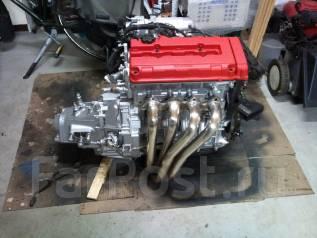 Двигатель. Honda Civic, EG6 Двигатели: B16A2, B16A