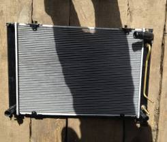 Радиатор охлаждения двигателя. Lexus RX330 Lexus RX300 Toyota Harrier, MCU30 Двигатели: 3MZFE, 1MZFE