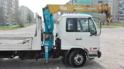Nissan Diesel. Продается эвакуатор в Комсомольске-на-Амуре, 7 000 куб. см., 5 000 кг.