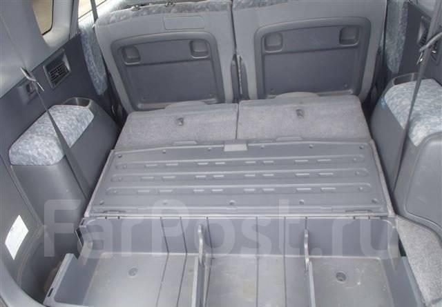 Козырек солнцезащитный. Toyota Ipsum