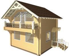 Дом «Гостевой дом» теперь доступен в кредит, 6 341 руб. /мес.