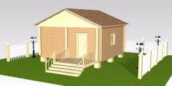 Дом «Дачный» теперь доступен в кредит, 3 487 руб. /мес.