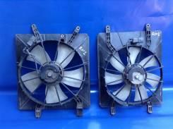 Вентилятор охлаждения радиатора. Honda Civic, LA-EU1, UA-EU1, LA-EU2 Honda Stream, LA-RN2, RN1, LA-RN1, UA-RN1, ABA-RN2, CBA-RN1 Двигатели: D17A2, D17...