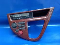 Блок управления климат-контролем. Toyota Wish, ANE11, ZNE10, ANE10, ZNE14 Двигатели: 1ZZFE, 1AZFE, 1AZFSE