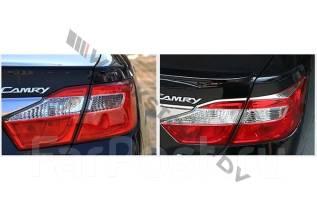 Накладка на стоп-сигнал. Toyota Camry, ASV50, AVV50, GSV50