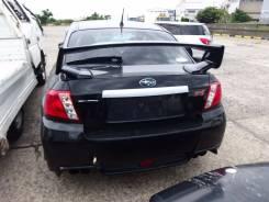 Рамка заднего стекла. Subaru Impreza WRX STI