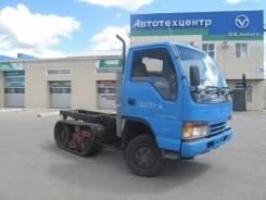 Isuzu Elf. Вездеход на базе Isuzu ELF 4WD, 4 334 куб. см., 3 000 кг.