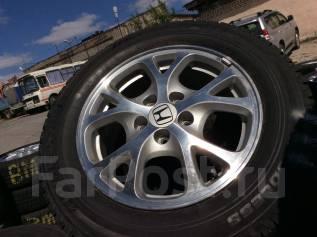 Honda. 6.5x16, 5x114.30, ET55, ЦО 65,0мм.