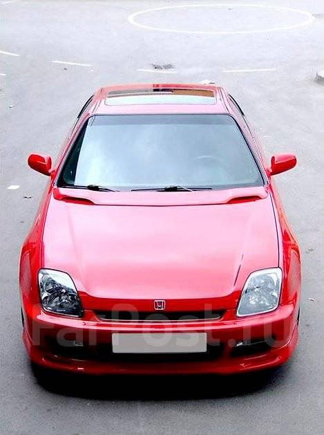 Капот. Honda Prelude, BB6, BB8, BB5, BB7 Двигатели: H22A, F22B. Под заказ