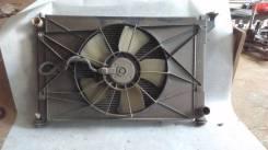 Радиатор охлаждения двигателя. Toyota Wish, ZNE10 Toyota Scion, ANT10 Двигатели: 1ZZFE, 2AZFE