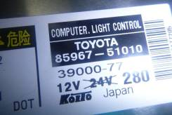 Блок ксенона. Lexus RX300 Lexus RX400h Lexus RX300/330/350