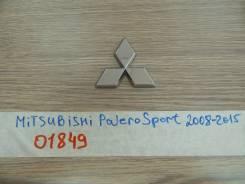 Эмблема Mitsubishi Pajero Sport