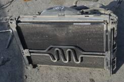 Радиатор охлаждения двигателя. BMW 3-Series, E90 Двигатель N46B20